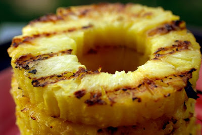 Recipe of the Month: Grilled Pineapple with Cinnamon