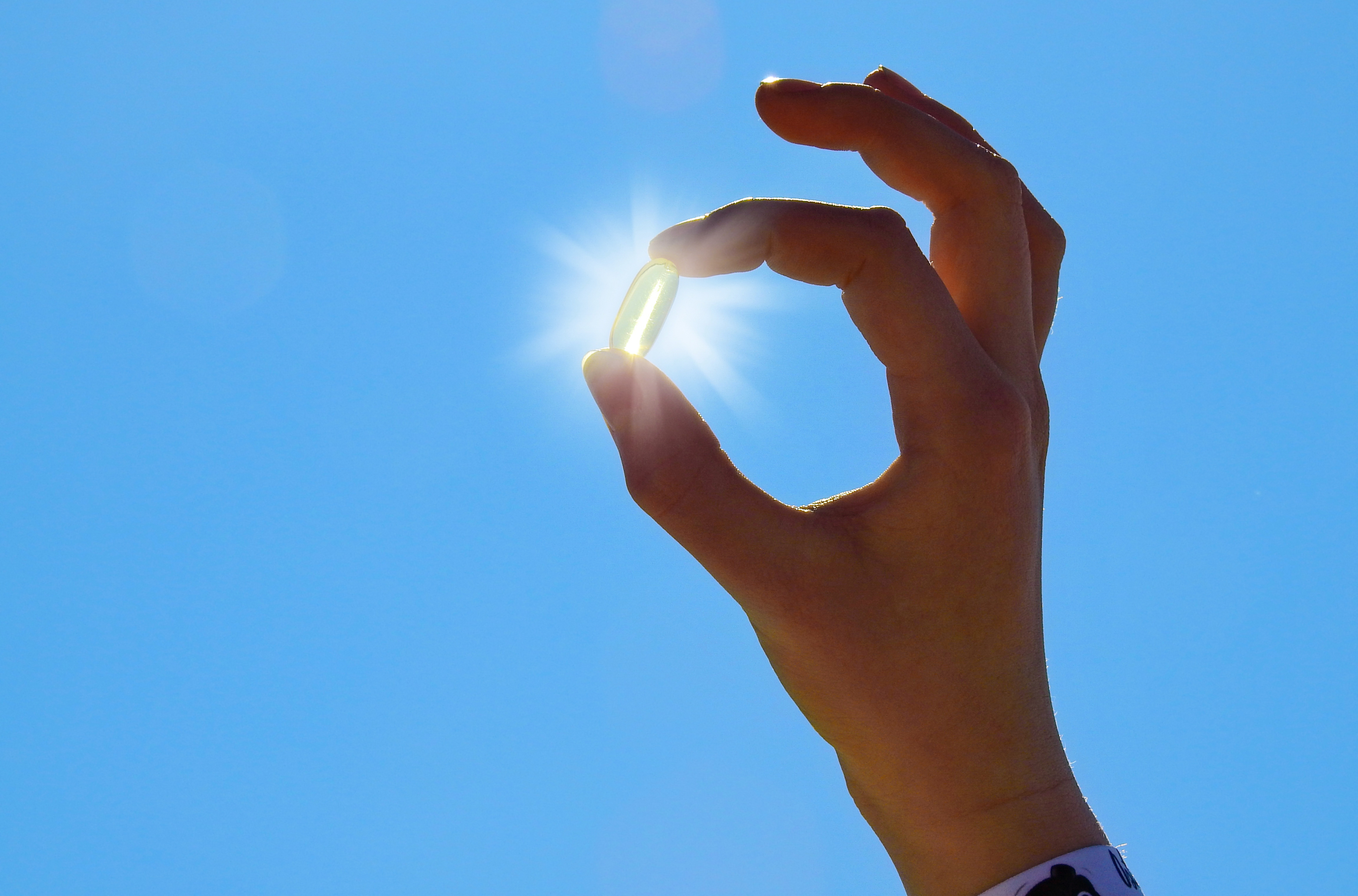 Vitamin D For Sports Performance?