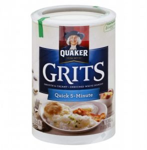 instant grits
