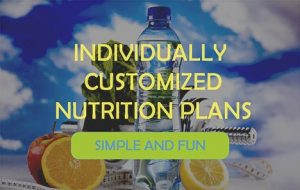Individually Customized Nutrition Plan
