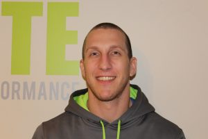 Sean Vander Veer Elite Nutrition and Performance RD