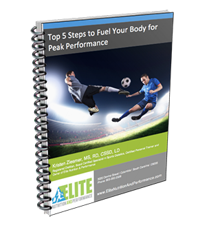 Top 5 Steps to Fuel Your Body for Peak Performance