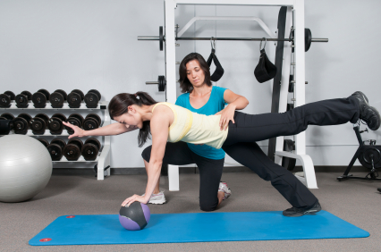 Personal Training: It's Not Just for the Out-Of-Shape