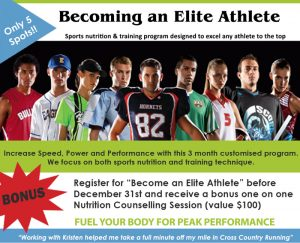 Becoming an Elite Athlete