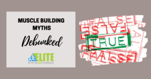 Kristen Ziesmer, Sports Dietitian - Muscle Building Myths Debunked