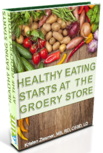 Healthy Eating Grocery Shopping Guide, Healthy Eating Grocery Shopping List