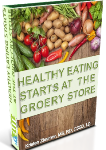 Healthy Eating Grocery Shopping Guide: Healthy Eating Starts At The Store