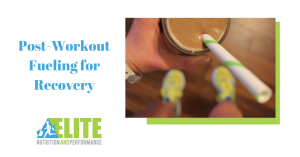 Kristen Ziesmer, Sports Dietitian - Post-Workout Fueling for Recovery