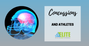 Kristen Ziesmer, Sports Dietitian - Concussions and Athletes