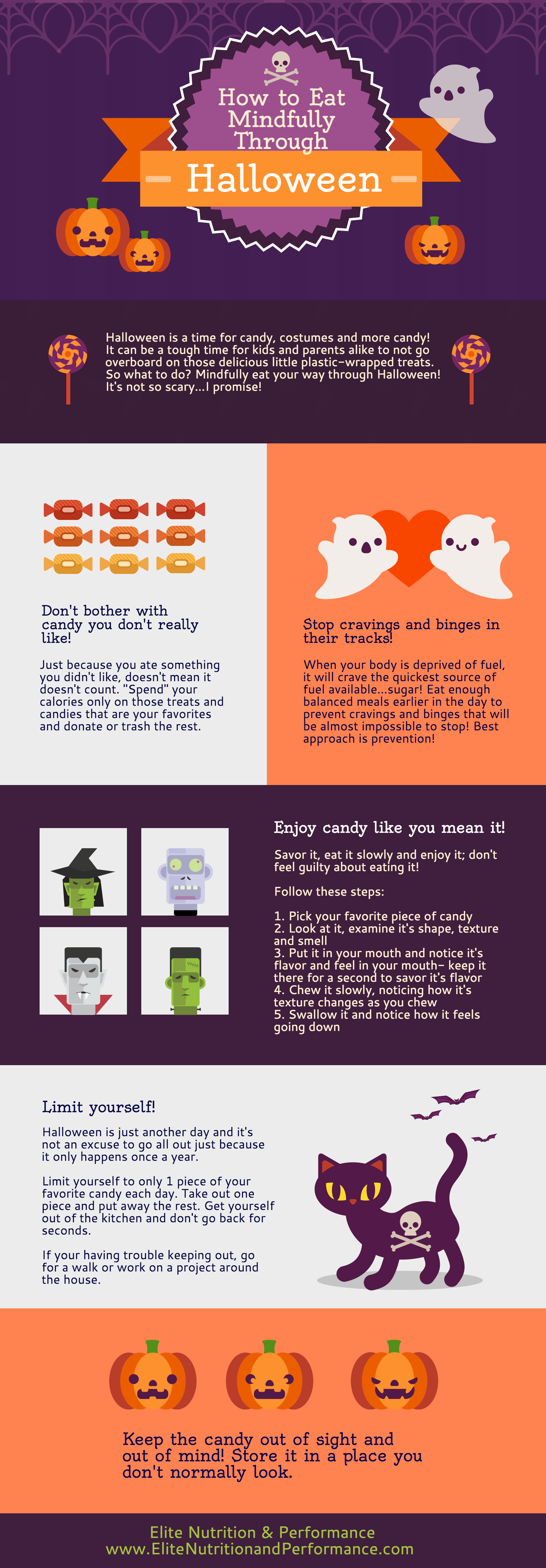 How to Mindfully Eat Halloween Candy