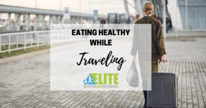 Kristen Ziesmer, Sports Dietitian - Eating Healthy While Traveling