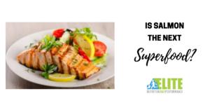 Kristen Ziesmer, Sports Dietitian - Is Salmon the Next Superfood