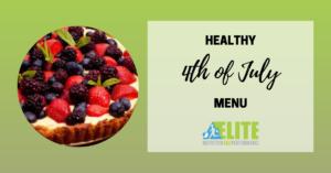 Kristen Ziesmer, Sports Dietitian - Healthy 4th of July Menu