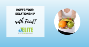 Kristen Ziesmer, Sports Dietitian - How's Your Relationship with Food