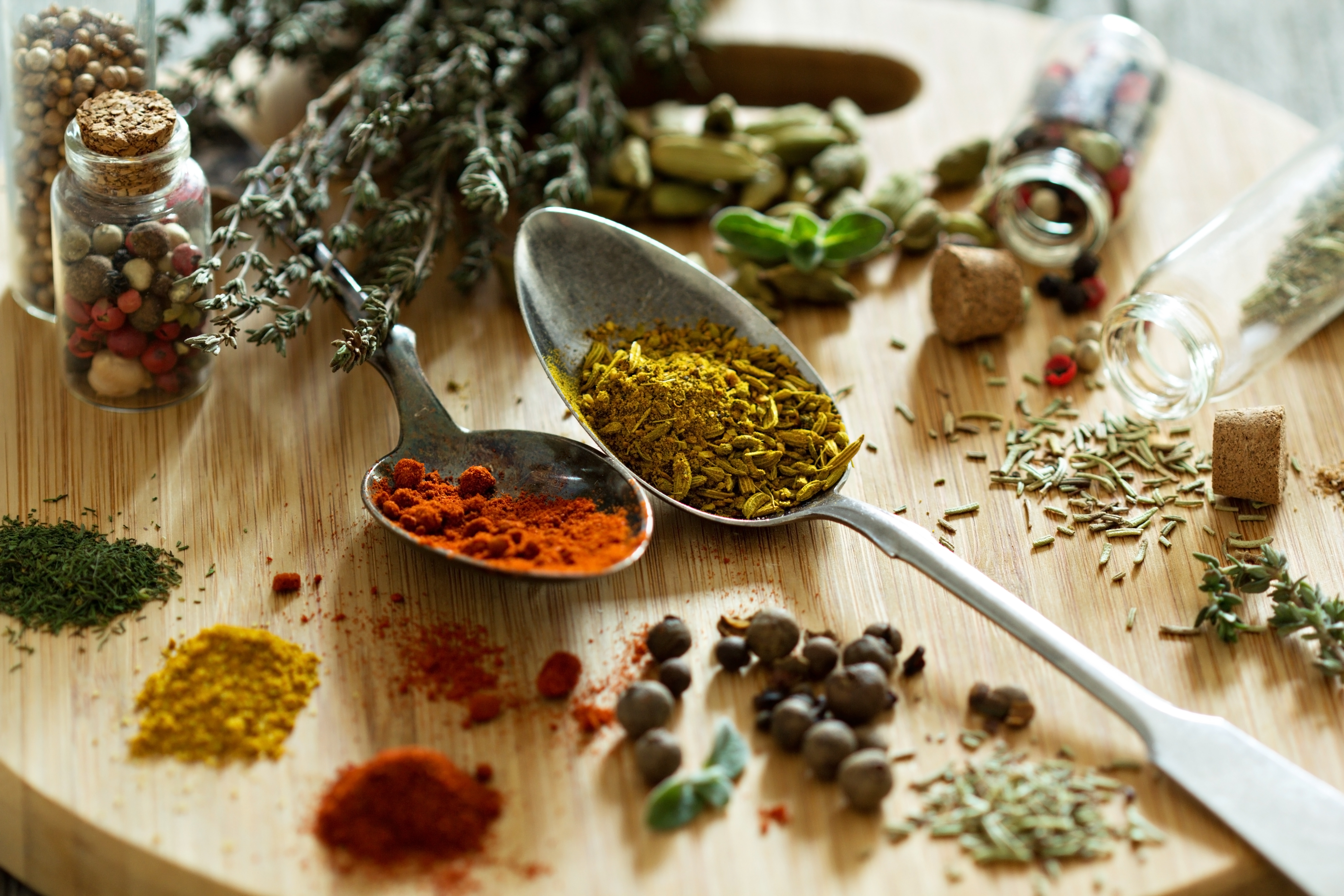 Grilling: Meat Rubs (with spices and herbs)
