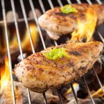 Applewood Grilled Chicken Breasts