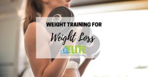 Kristen Ziesmer, Sports Dietitian - Weight Training for Weight Loss