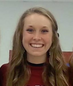 Hannah Giangaspro, Exercise Science and Nutrition Intern