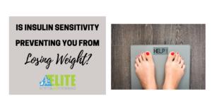 Kristen Ziesmer, Sports Dietitian - Is Insulin Sensitivity Preventing You From Losing Weight
