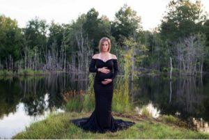 Kristen maternity