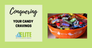 Kristen Ziesmer, Sports Dietitian - Conquering Your Candy Cravings
