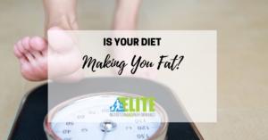 Kristen Ziesmer, Sports Dietitian - Is Your Diet Making You Fat
