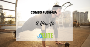 Kristen Ziesmer, Sports Dietitian - Combo Push-Up, A How-To