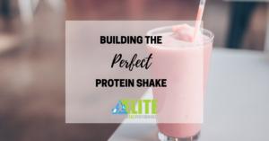 Kristen Ziesmer, Sports Dietitian - Building the Perfect Protein Shake