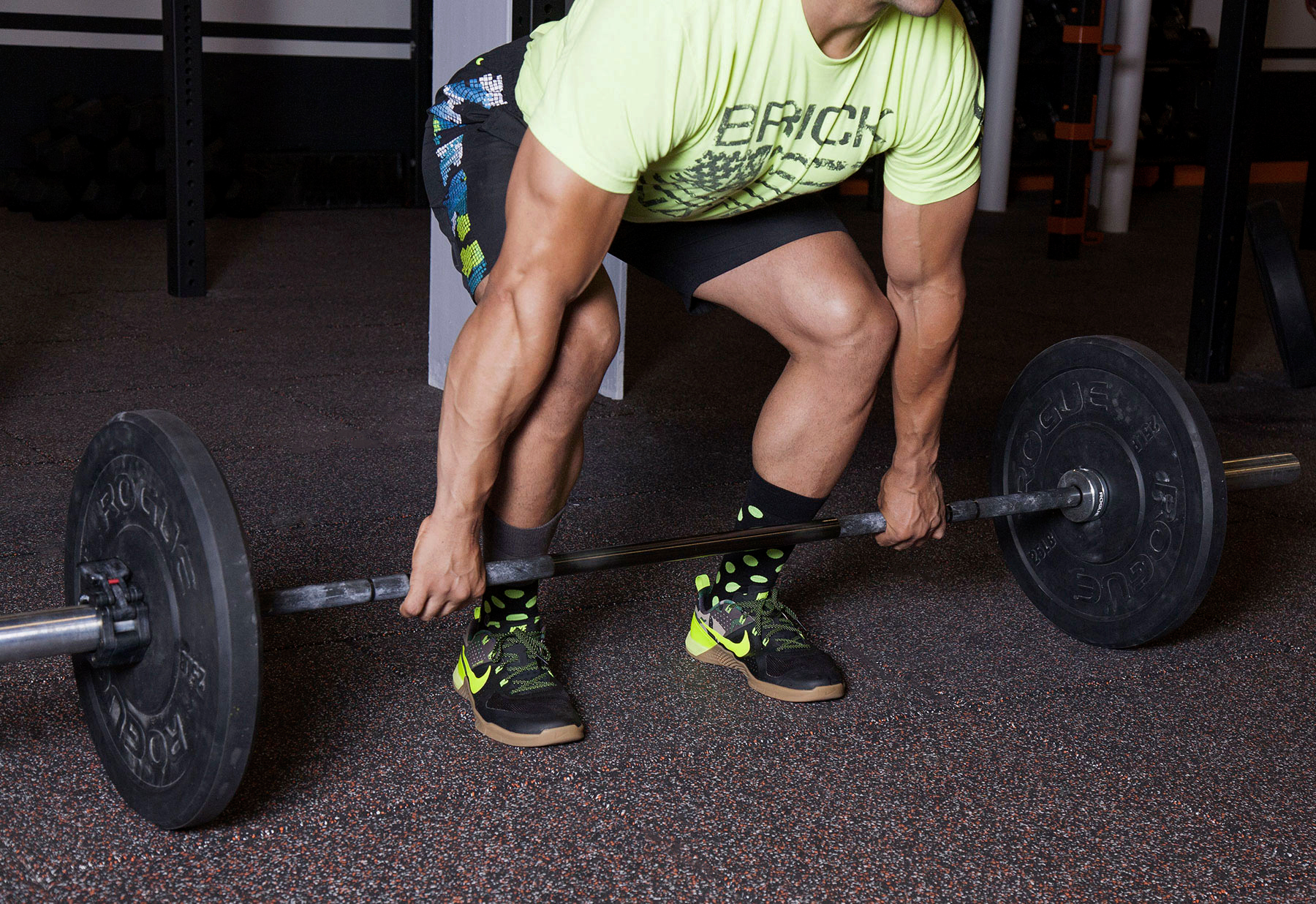 (Don't) Put Your Back Into It: How to Properly Lift a Weight