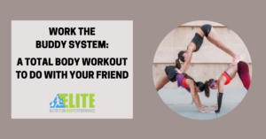 Kristen Ziesmer, Sports Dietitian - Work the Buddy System, A Total-Body Workout to do with Your Friend