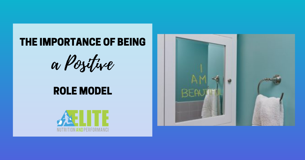 The Importance of Being a Positive Role Model