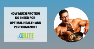 Kristen Ziesmer, Sports Dietitian - How Much Protein do I Need for Optimal Health and Performance