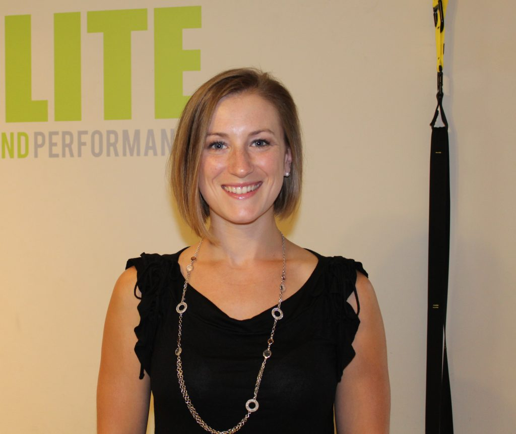 Kristen Ziesmer Sports Dietitian