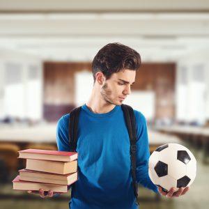 sports nutrition teenage athlete