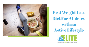 Kristen Ziesmer, Sports Dietitian - Best Weight Loss Diet For Athletes An Active Lifestyle