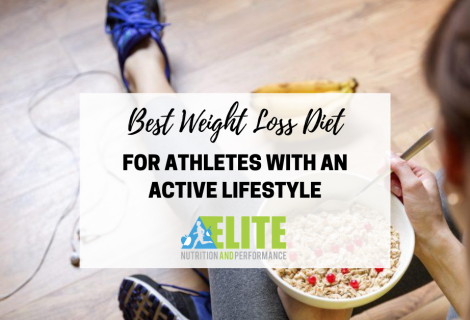 Best Weight Loss Diet For Athletes with an Active Lifestyle