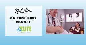 Kristen Ziesmer, Sports Dietitian - Nutrition for Sports Injury Recovery