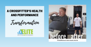 Kristen Ziesmer, Sports Dietitian - A Crossfitters Health and Performance Transformation