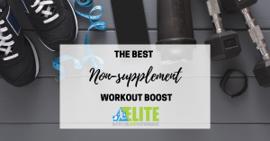 Kristen Ziesmer, Sports Dietitian - The Best Non-supplement Workout Boost