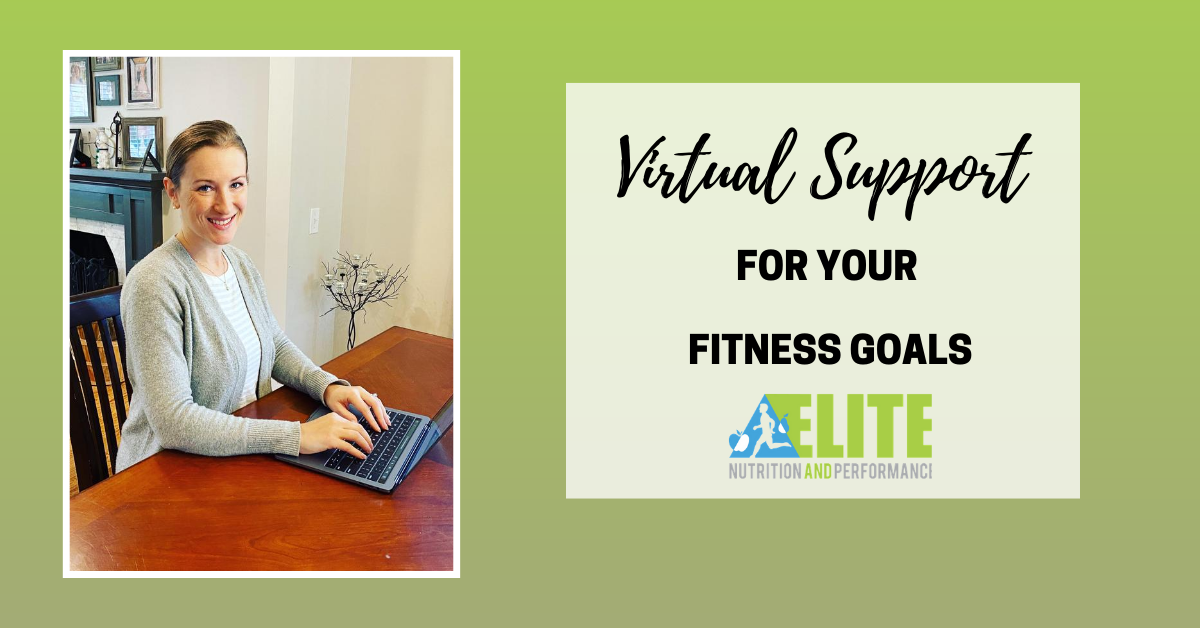 Virtual Support for Your Fitness Goals