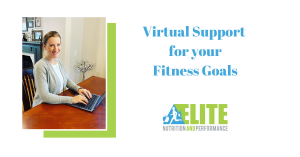Kristen Ziesmer - Sports Dietitian, Virtual Support for your Fitness Goals - Virtual Support for Your Fitness Goals
