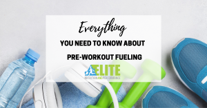 Kristen Ziesmer, Sports Dietitian - Everything you need to know about preworkout fueling