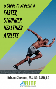5 Steps to Become a Faster, Stronger, Healthier Athlete