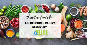 Kristen Ziesmer, Sports Dietitian - 3 Top Foods to Aid in Sports Injury Recovery