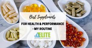 Kristen Ziesmer, Sports Dietitian - Best Supplements for Health and Performance