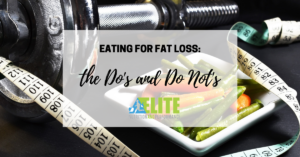 Kristen Ziesmer, Sports Dietitian - Eating for Fat Loss - The Do's and Do Not's