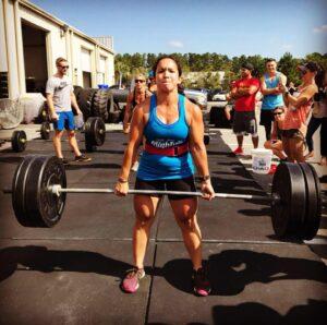 Michelle Larson Testimonial - Kristen Ziesmer, Sports Dietitian