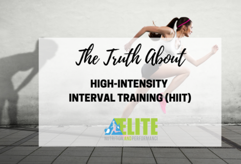 The Truth About High-Intensity Interval Training (HIIT)