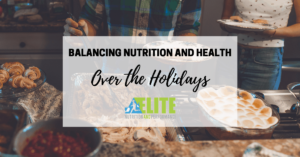 Kristen Ziesmer, Sports Dietitian - Balancing Nutrition and Health Over the Holidays