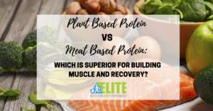 Kristen Ziesmer, Sports Dietitian - Plant Based Protein vs Meat Based- which is superior for building muscle and recovery